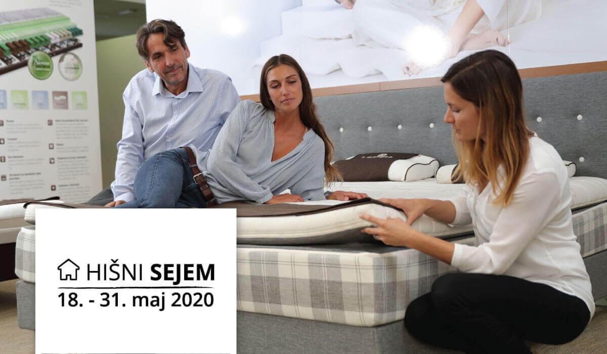 Hišni sejem ležišč Leticia v maju 2020